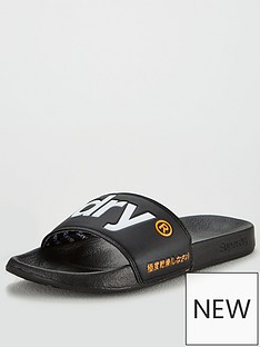 brand new f17e1 d7f1d Superdry Pool Slide