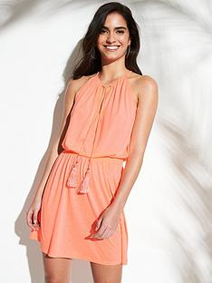 v-by-very-shirred-waist-jersey-beach-dress