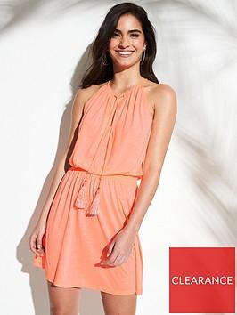 v-by-very-shirred-waist-jersey-beach-dress