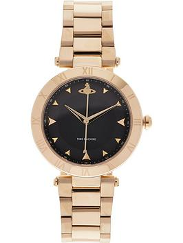 vivienne-westwood-montagu-t-bar-bracelet-watch-gold