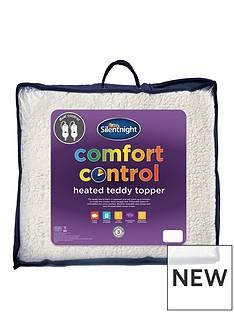 silentnight-teddy-fleece-heated-mattress-topper-ndash-double