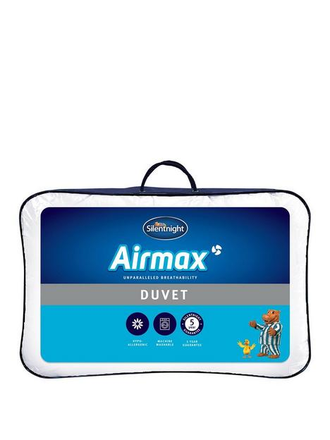 silentnight-airmax-dual-layer-135-tog-duvet