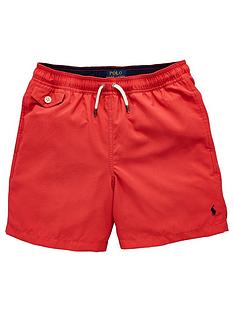 ralph-lauren-boys-classic-swimshortnbsp--red