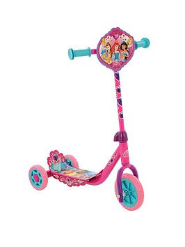 Disney Princess Disney Princess My First Crystal Tri Scooter