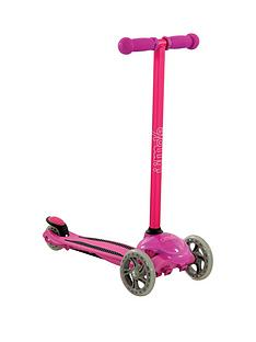U Move U FIRST Fixed Tilt Scooter – Pink