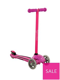 u-move-u-first-fixed-tilt-scooter-ndash-pink
