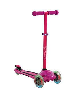U Move U Flex Led Tilt Scooter &Ndash; Pink