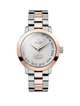 vivienne-westwood-vivienne-westwood-bloomsbury-textured-silver-and-rose-gold-detail-crystal-embellished-dial-two-tone-stainless-steel-bracelet-ladies-watch