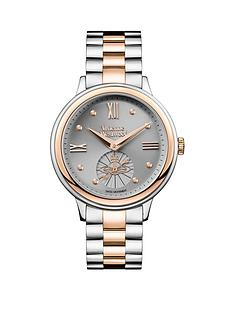 vivienne-westwood-portobello-slate-grey-and-rose-gold-plated-detail-dial-two-tone-stainless-steel-bracelet-ladies-watch
