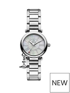 vivienne-westwood-mother-orb-mother-of-pearl-and-silver-detail-dial-with-charm-stainless-steel-bracelet-ladies-watch