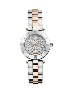 vivienne-westwood-vivienne-westwood-westbourne-stone-silver-with-rose-gold-logo-and-crystal-embellished-dial-two-tone-stainless-steel-bracelet-ladies-watch