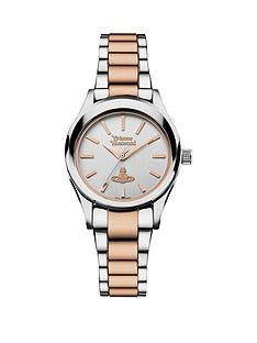 vivienne-westwood-vivienne-westwood-holloway-silver-and-rose-gold-detail-dial-two-tone-stainless-steel-bracelet-ladies-watch