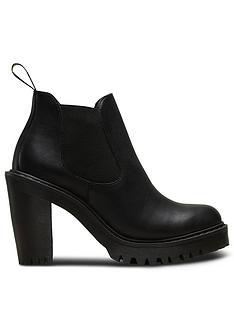 23dfd22f9e83 Dr Martens Hurston Ankle Boots - Black