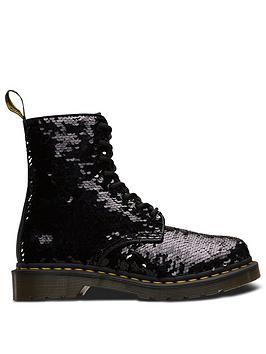 dr-martens-1460-pascal-sequin-8-eye-ankle-boots-blacksilver
