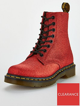 dr-martens-1460-pascal-8-eye-ankle-boots-red-glitter