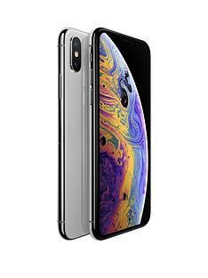 apple-iphone-xsnbsp64gbnbsp--silver