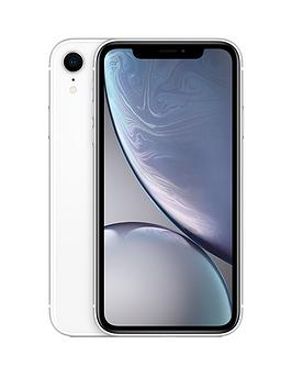 Apple Iphone Xr - 64 Gb, White - Currys