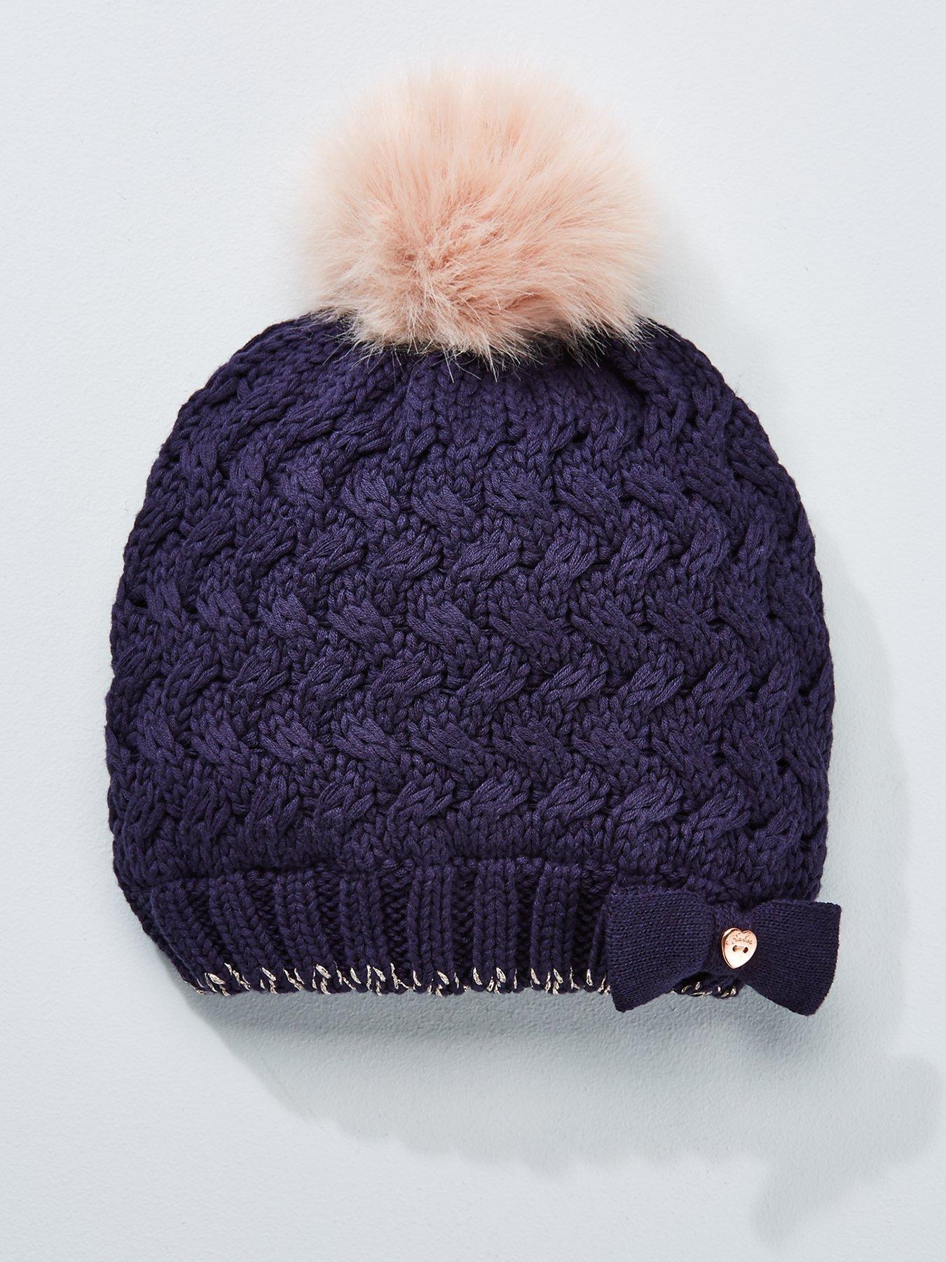 c9ea5ee09 ebay baby boy knitted pom pom hats xl ef0ab 53542