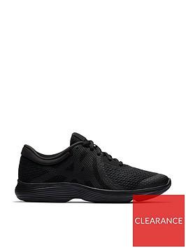 nike-revolution-4-junior-trainers-black