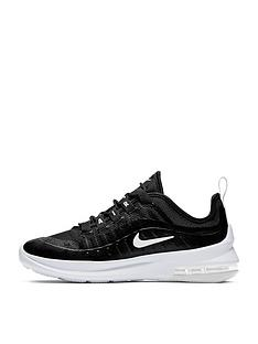 the latest 85d2c d00ba Nike Air Max Axis Junior Trainers - Black