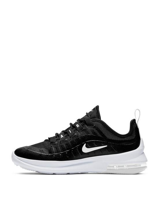 b64365c3ab Nike Air Max Axis Junior Trainers - Black | very.co.uk