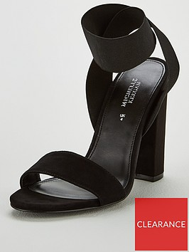 michelle-keegan-beau-elastic-strap-block-sandal-heel-shoes-black