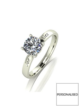moissanite-personalised-9ct-gold-1ct-eq-moissanite-brilliant-cut-solitaire-ring