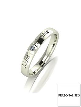 love-diamond-personalised-9ct-gold-diamond-set-25mm-wedding-band