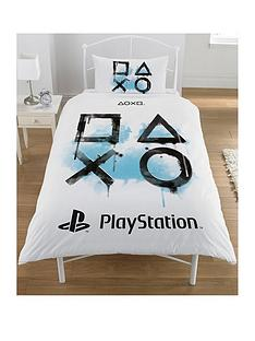 sony-playstation-sony-playstation-single-duvet-cover-set