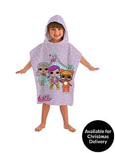 lol-surprise-poncho-towel
