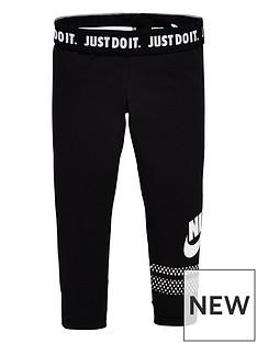 nike-girls-nsw-favourite-futura-leggings-black