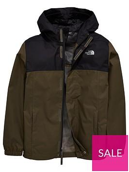 the-north-face-boys-resolve-reflective-jacket-khaki