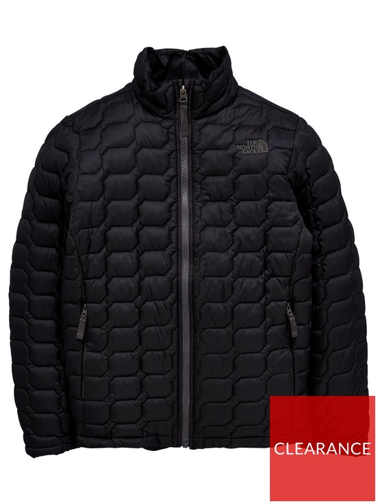 b4ea3eba0 Boys Thermoball™ Full Zip Jacket - Black