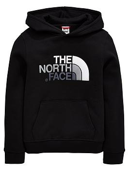 the-north-face-boys-drew-peak-overheadnbsphoodienbsp--black