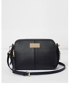 195977717e River Island River Island Classic Cross Body Bag - Black