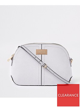 river-island-cross-body-bag-grey