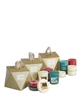 yankee-candle-aw18-christmas-bundle-votive-candle-stocking-filler-wax-melt-stocking-filler-amp-tea-light-candle-stocking-filler