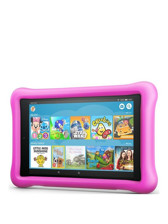 Amazon Fire HD 8 Kids Edition Tablet - Pink