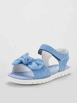 mini-v-by-very-lola-sparkle-bow-sandals-denim
