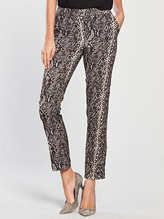 v-by-very-snake-print-suit-trouser