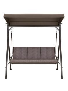 santorininbsp3-seater-cushion-swing-set