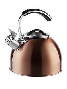 morphy-richards-accents-3-litre-whistling-stove-top-kettle-ndash-copper