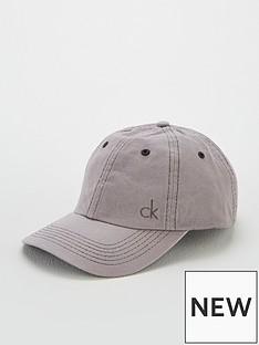 ab98f420e7e Calvin Klein Golf Twill Baseball Cap