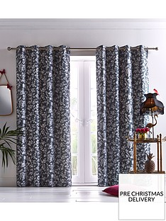 oasis-home-amelia-eyelet-curtains-in-grey