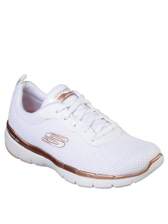 e67c91d788689 Skechers Skechers Flex Appeal 3.0 First Insight Trainer | very.co.uk