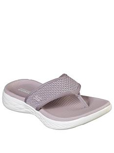 f869c4805d1ffb Skechers On-the-go 600 Glossy Flip Flop