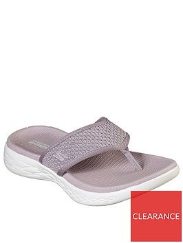 skechers-on-the-go-600-glossy-flip-flop
