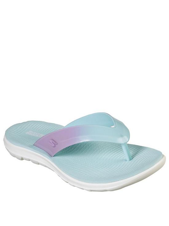 d6aeb4720a0 Nextwave Ultra Flip Flops - Turquoise/Pink