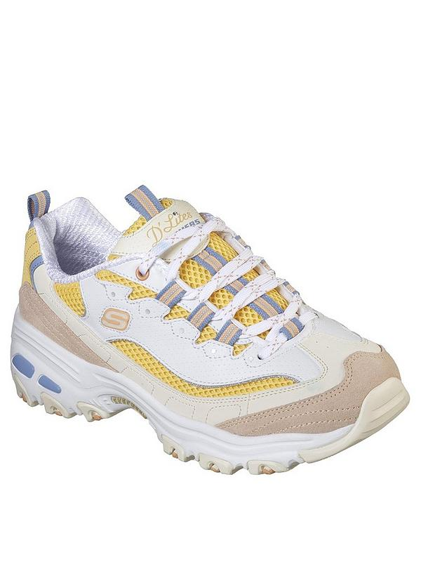 Charms Damen Skechers D'Lites 'Now and Then' Trainer