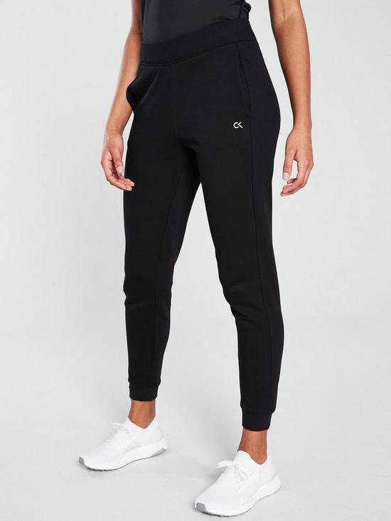 b52392a1714 Calvin Klein Performance Knit Pant - Black